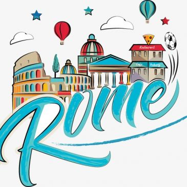 Dia de visita cultural per Roma